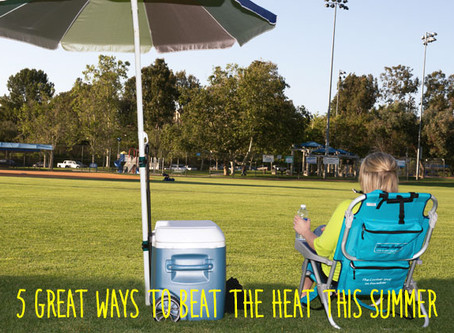 5 Great Ways to Beat the Heat