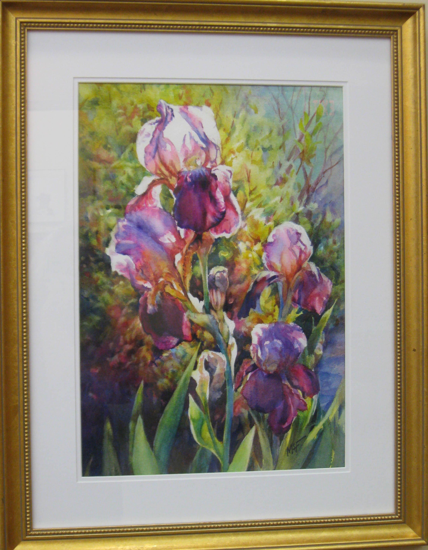 _11 Watercolor 1st MarieFlahive _Debby's Iris_