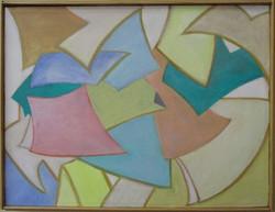 "#2_ACRYLICS_2nd_AnnaChandler_""LandscapeDream""_#44"