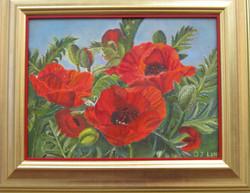 _19 Merit Dorothy Lang _Seeing Red_ Oil
