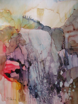 #25_Joan_Setkewich___Waterfalls__Ink_Alc