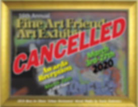 FCPL 2020 Art Exhibit slide cancelled#2.