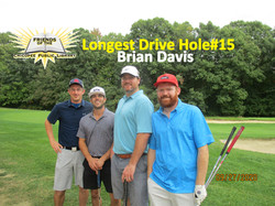 Longest Drive: Brian Davis