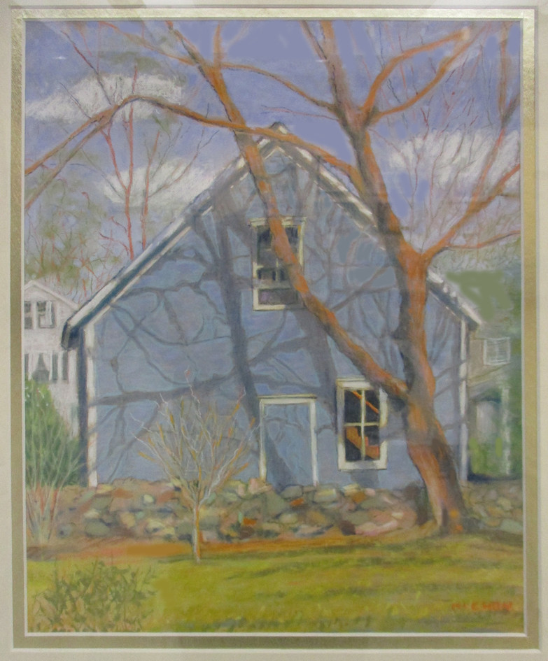 #40_Nancy_Michon___The_Odd_House__Pastel