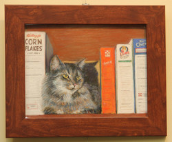 _13 Merit NancyMichon _Kitty In The Cabinet_ Pastel