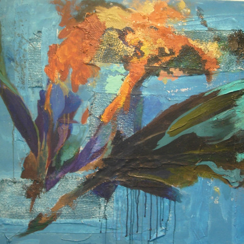 The Process of Abstract Painting: Giving Form to the intangible