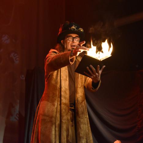 la magia aragonesa está que arde