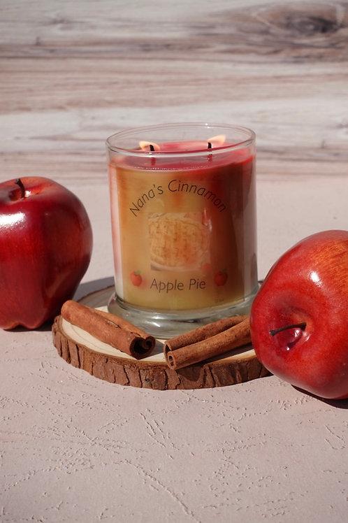 Nana's Cinnamon Apple Pie
