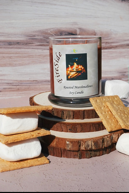 Fireside Roasted Marshmallows
