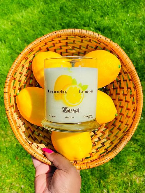 Crunchy Lemon Zest