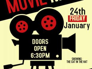 Movie Night for Years 4, 5 & 6