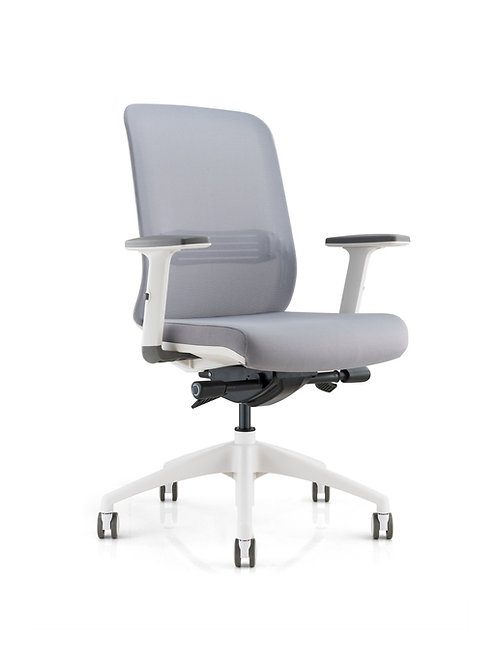 FOMO Task Chair - White