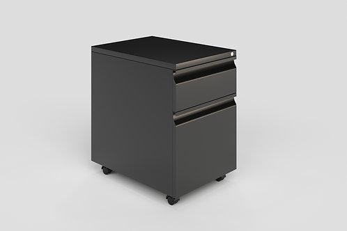 TOTE Mobile Storer - Black