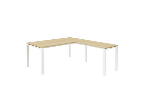 MIRL ONE Desk with Return