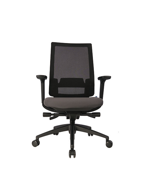 TUDU Task Chair - Black Frame