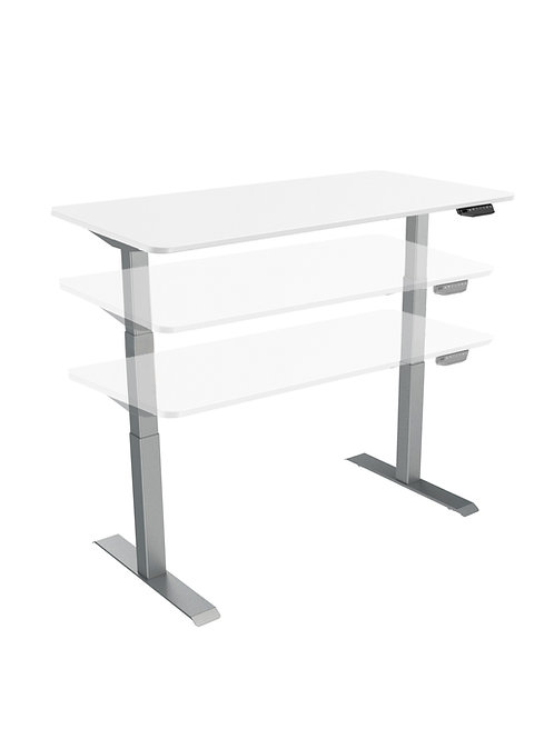 HILO Desk - Platinum