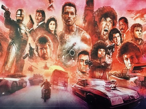 Listwise Episode 006 The Top 10 Greatest 80's Action Movies!