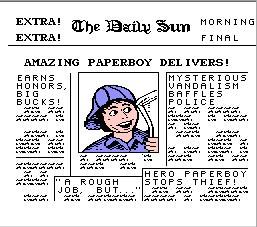RetroReview: Paperboy (1988)