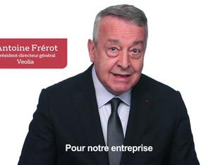 Antoine Frérot - Président-directeur général de Veolia nous parle du G.A.N. France