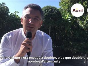 Jean-Philippe Puig, Gérant de la SCA Avril nous parle du GAN France