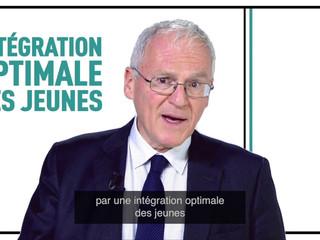 Jean-Bernard Levy, Président de la Fondation Innovations Pour les Apprentissages et PDG d'EDF