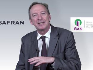 Jean-Luc Berard, Directeur Groupe Ressources Humaines Safran nous parle du GAN France