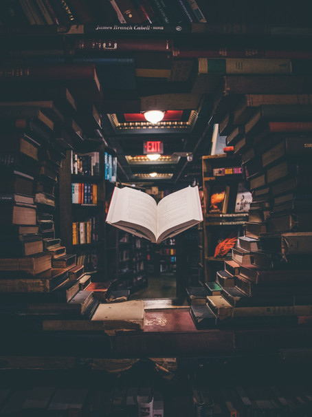 Six Steps To Begin Reading More Books