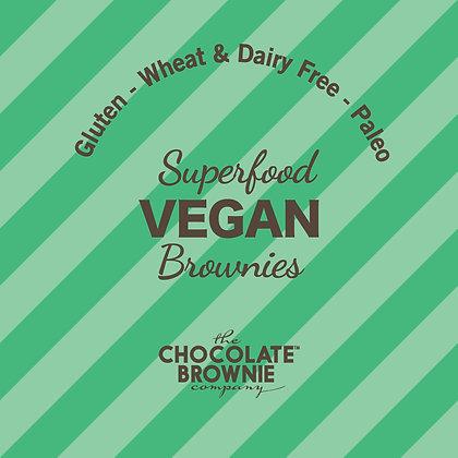 Superfood Vegan Brownies