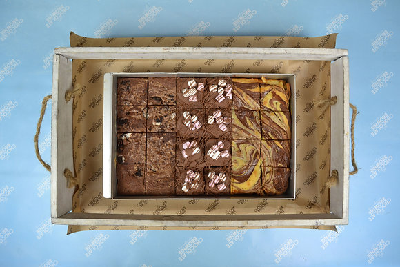 Triple Flavoured Trays