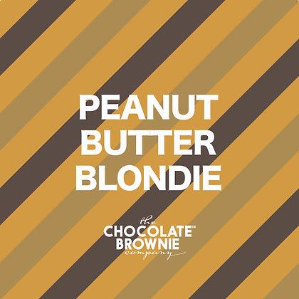 Peanut Butter Blondie