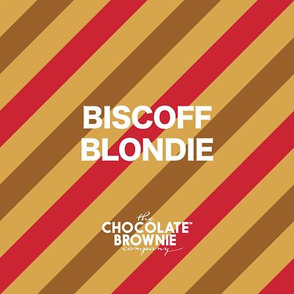 Biscoff Blondie
