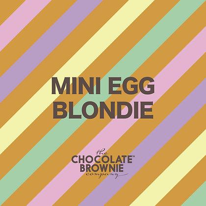 Mini Egg Blondie
