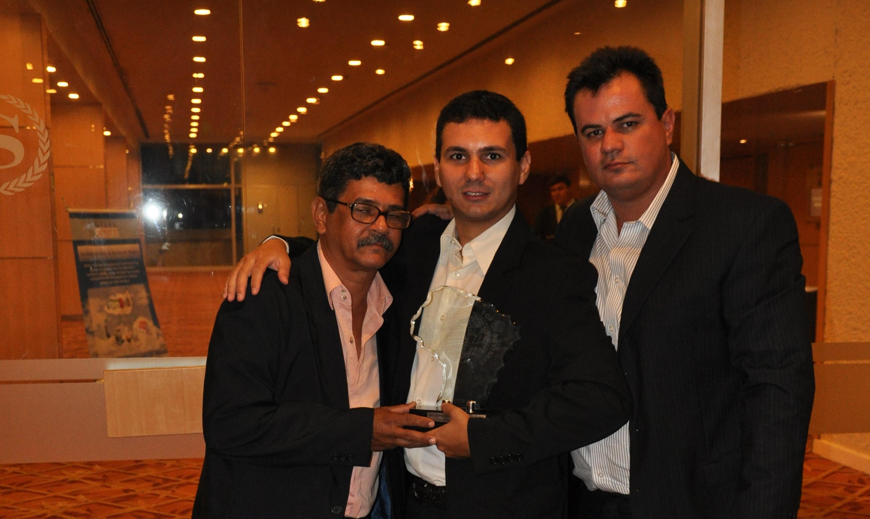 Troféu empreendedor de Sucesso 2011