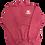 Thumbnail: Maroon Riverview Quarter Zip Sweatshirt