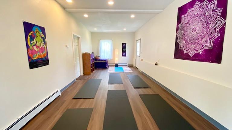 In-Studio Private Yoga Classes