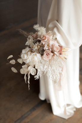 Preserved bouquet >