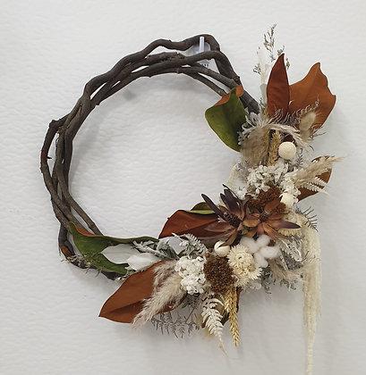 Pretty Neutral Wreath
