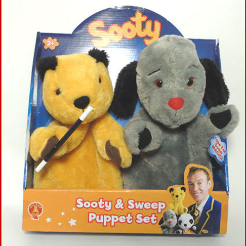 Sooty and Sweep Set