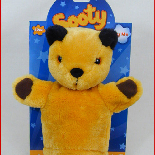 Sooty Hand Puppet