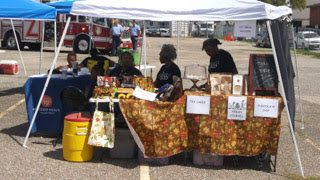 Fifth Ward Bond Inc. Hosted a Fall Festival and True Level volunteered.