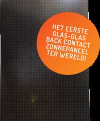 Het Nederlandse bedrijf EXASUN komt met een wereldprimeur