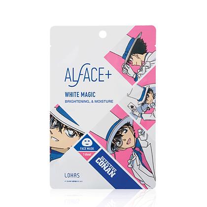 Alface x Conan - White Magic Mask