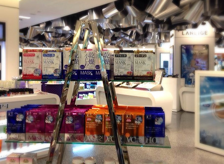 PRODUCT LAUNCH : ROBINSONS SINGAPORE