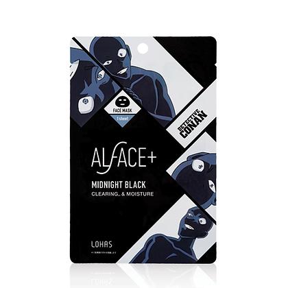 Alface x Conan - Midnight Black Mask