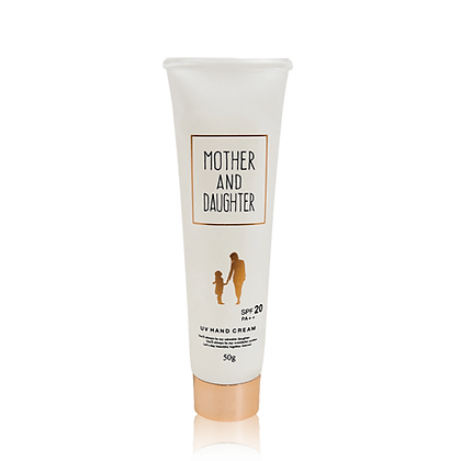 Mother & Daughter - UV Hand Cream