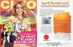 Cleo March '14: Whitening Special