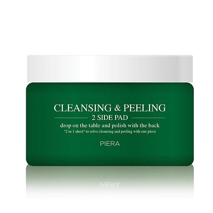 Piera - Cleansing & Exfoliating Pad