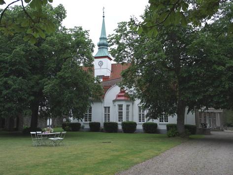 Nätverksträff på Hjelmsjöborg 21 oktober
