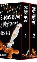 The Christmas River Cozy Mystery Box Set (Books 1-3)