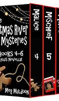 The Christmas River Cozy Mystery Box Set (4-6)